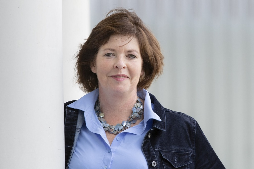 Green Ambassador Agnes Otten